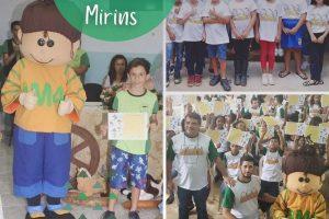 Projeto Sanitaristas Mirins proporciona conhecimento agropecuário nas comunidades escolares