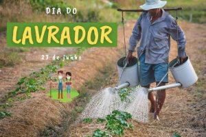 Dia do Lavrador: profissional que prepara a terra para gerar alimentos