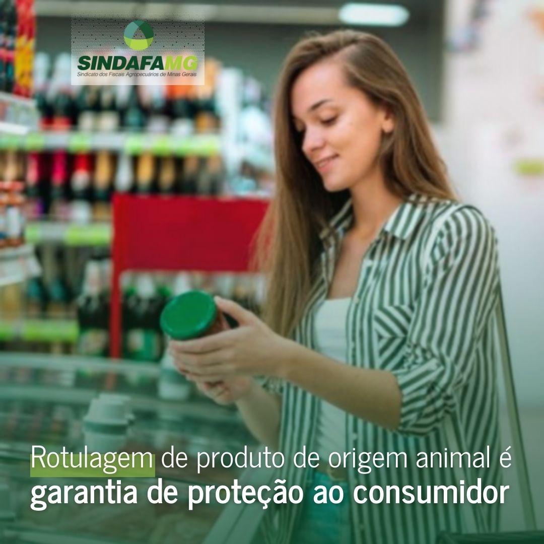 Rotulagem de produto de origem animal é garantia de proteção ao consumidor