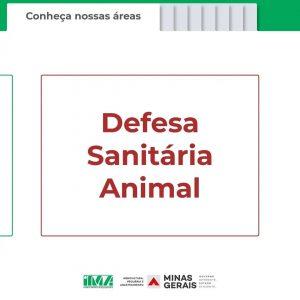 Defesa Animal do IMA promove qualidade sanitária dos rebanhos de MG