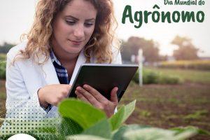 Dia Mundial do Agrônomo: profissional é responsável pela sanidade vegetal