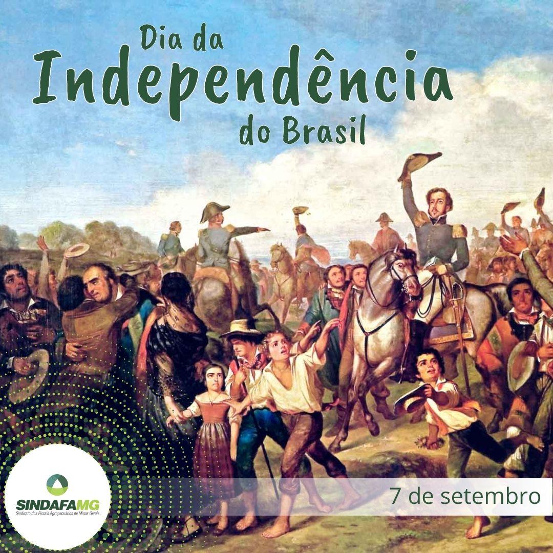 7 de setembro: Dia da Independência do Brasil