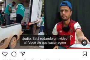 Deputado Cleitinho Azevedo realiza comentários ofensivos à atividade de proteção da saúde pública realizada pelo IMA
